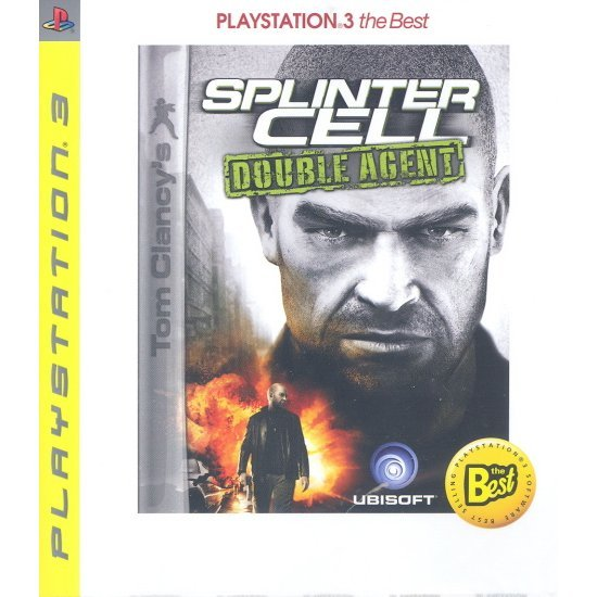 Splinter Cell: Double Agent (PlayStation3 the Best)