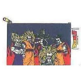 Dragon Ball Z Flat Mini Pouch
