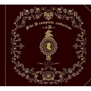 Side B Complete Collection E.B [Jacket Type A CD+DVD Limited Edition]
