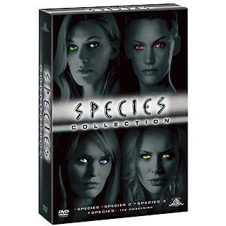 Species Complete Collection [Limited Edition]