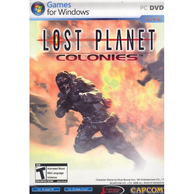 Lost Planet: Extreme Condition Colonies Edition (DVD-ROM)