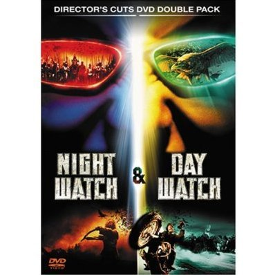 Night Watch / Day Watch Director's Cut DVD Double Pack [Limited Edition]
