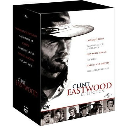 Clint Eastwood Best Performance Collection