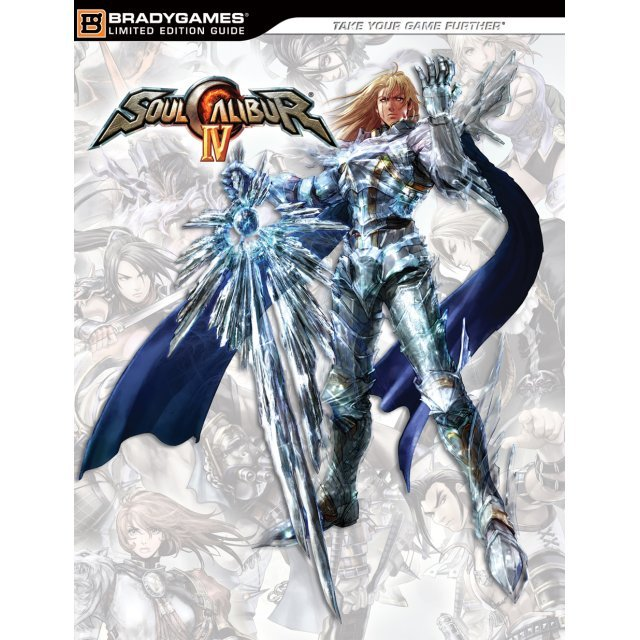 Soul Calibur IV Limited Edition Guide