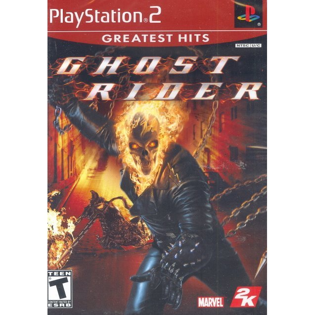 Ghost Rider (Greatest Hits)