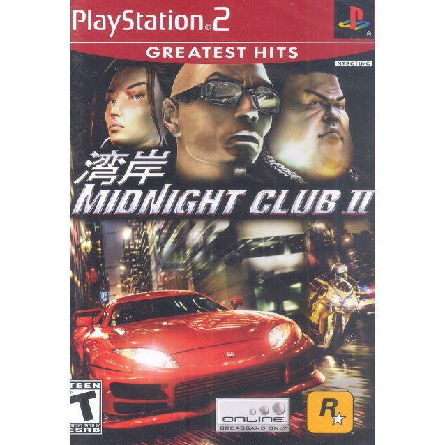 Midnight Club II (Greatest Hits)