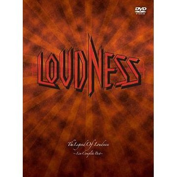 The Legend Of Loudness - Live Complete Best