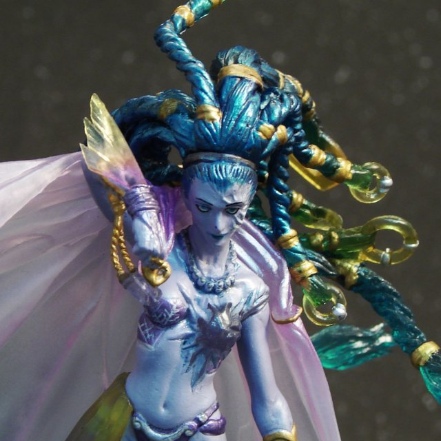 Final Fantasy Master Creatures 3 Pre-Painted Figure: Shiva