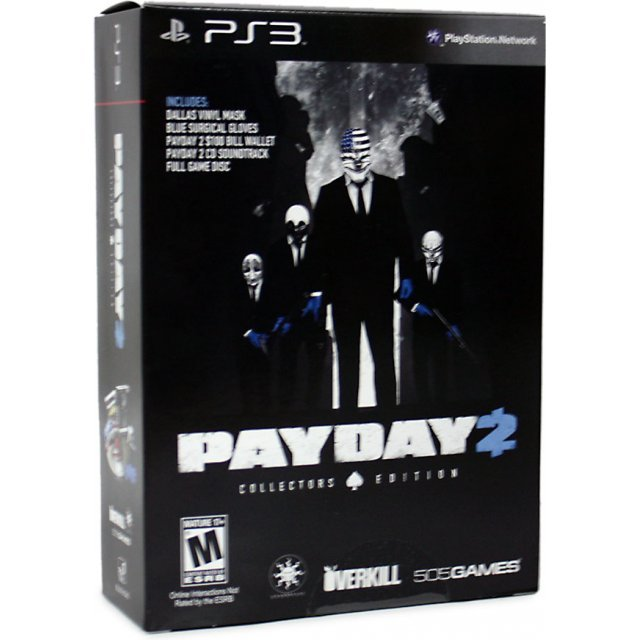 Payday 2 (Collector's Edition)