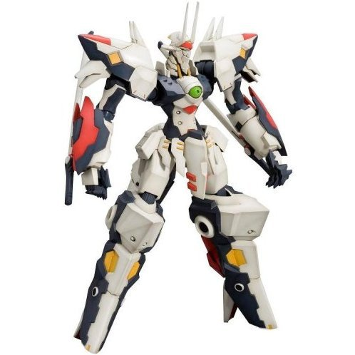Kurogane no Linebarrels 1/144 Scale Pre-Painted Plastic Model Kit: Line Barrel