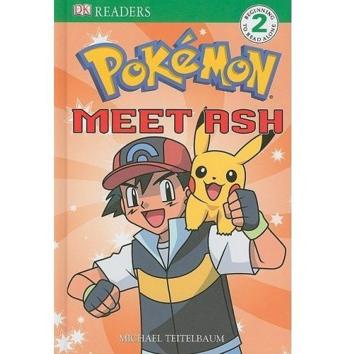 Meet Ash (Level 2 Readers) (Hardcover)