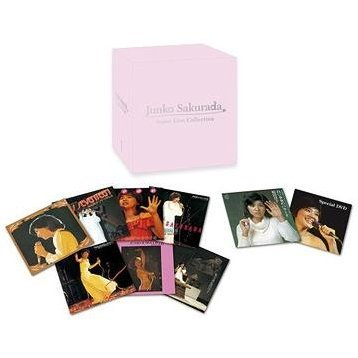 Junko Sakurada Box - Complete Live Collection [Limited Edition]