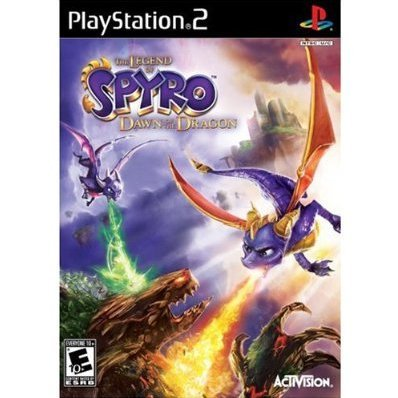 Spyro: Dawn of the Dragon