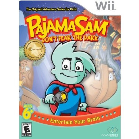 Pajama Sam: Don't Fear the Dark