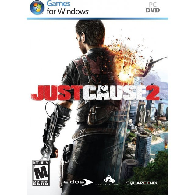 Just Cause 2 (DVD-ROM)