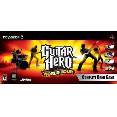 Guitar Hero World Tour (Band Kit)