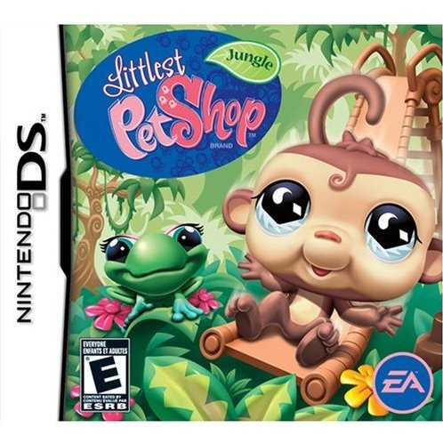 Littlest Pet Shop: Jungle