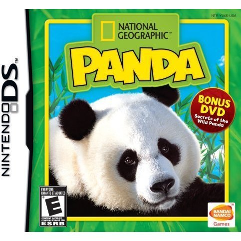 National Geographic: Panda