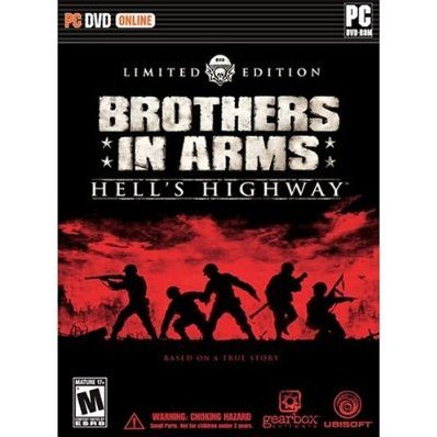 Brothers in Arms: Hell's Highway (DVD-ROM) [Limited Edition]