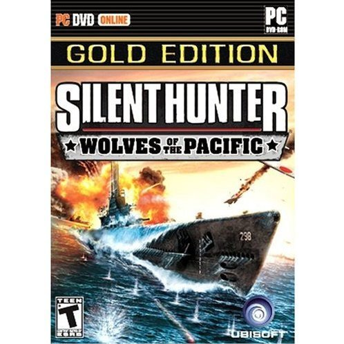 Silent Hunter 4: Wolves of the Pacific (Gold Edition) (DVD-ROM)