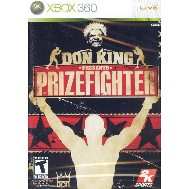 Don King Presents Prize Fighter