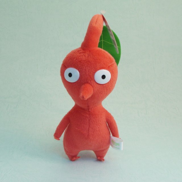 Pikmin 2 Plush Doll Red Leaf (Re-run)