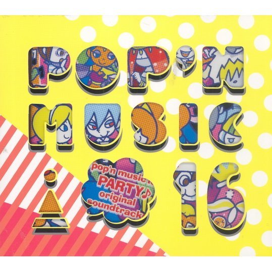 Pop'n Music 16 Party Original Soundtrack