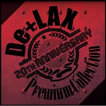 De Lax 20th Anniversary Premium Collection [CD+DVD]
