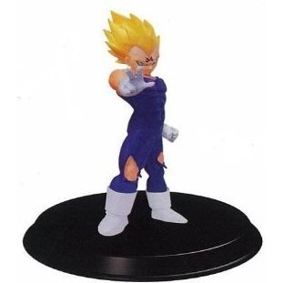 Dragon Ball Z DX Vol. 2 Non Scale Pre-Painted Figure: Vegeta