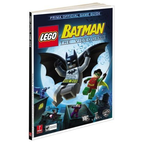 Lego Batman: Prima Official Game Guide