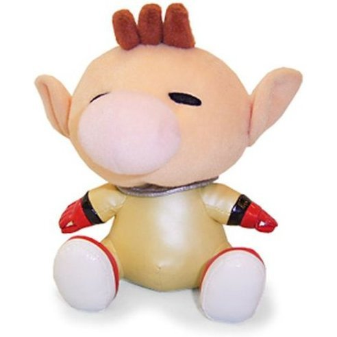 Pikmin 2 Plush Doll Olimar (Re-run)