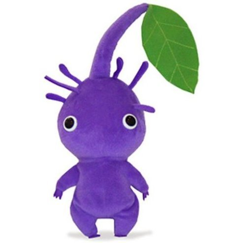 Pikmin 2 Plush Doll Purple Leaf (Re-run)
