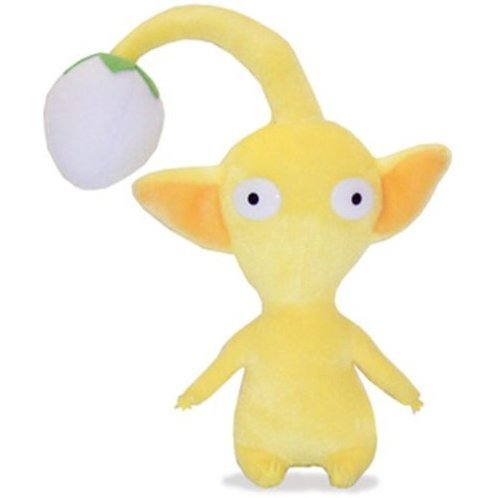 Pikmin 2 Plush Doll Yellow Bud (Re-run)