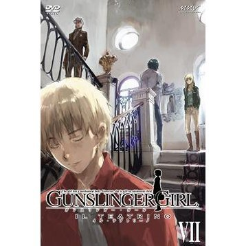 Gunslinger Girl - Il Teatrino Vol.7 [Limited Edition]