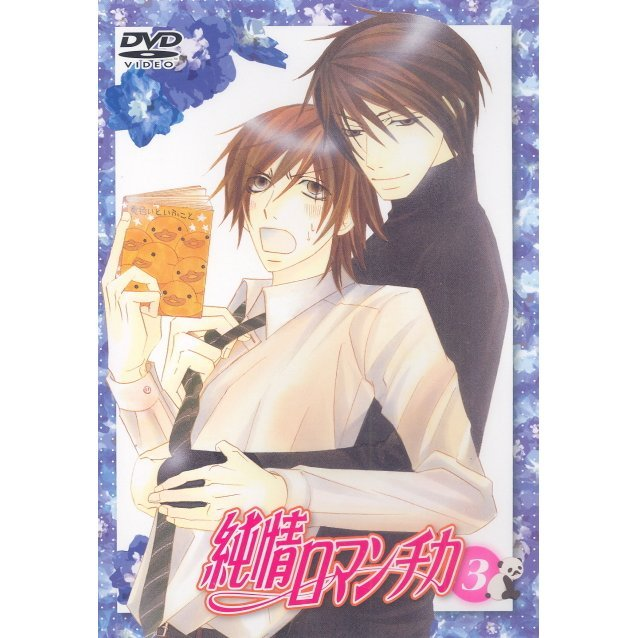 Junjo Romantica Vol.3