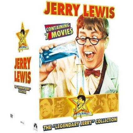 Jerry Lewis The Legendary Jerry Collection
