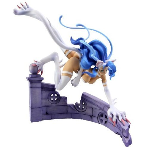 Excellent Model CAPCOMANIAX 2 Vampire Savior 1/8 Scale Pre-Painted PVC Figure: Felicia