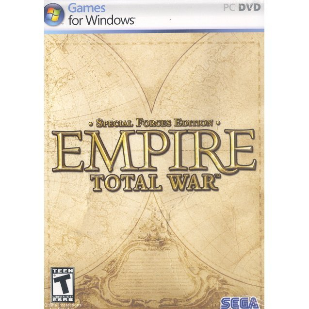 Empire: Total War (DVD-ROM)