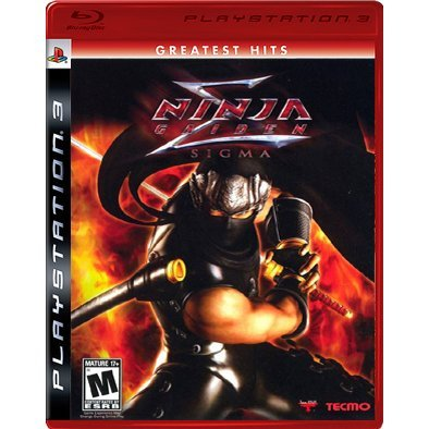 Ninja Gaiden Sigma (Greatest Hits)