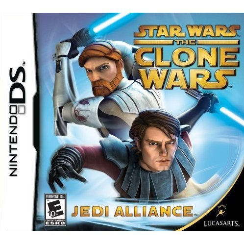 Star Wars Clone Wars: Jedi Alliance