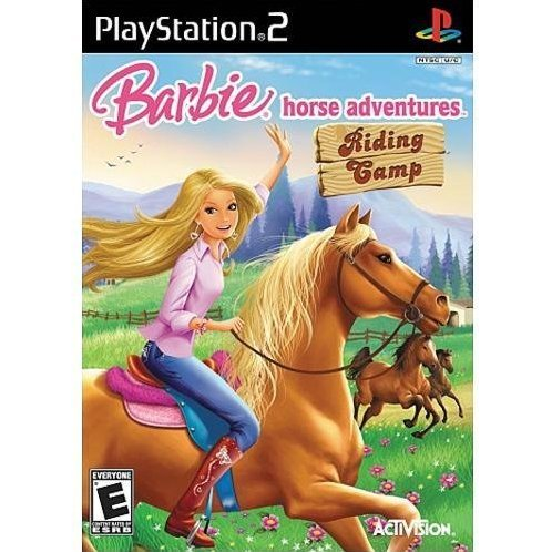 Barbie Horse Adventures: Riding Camp