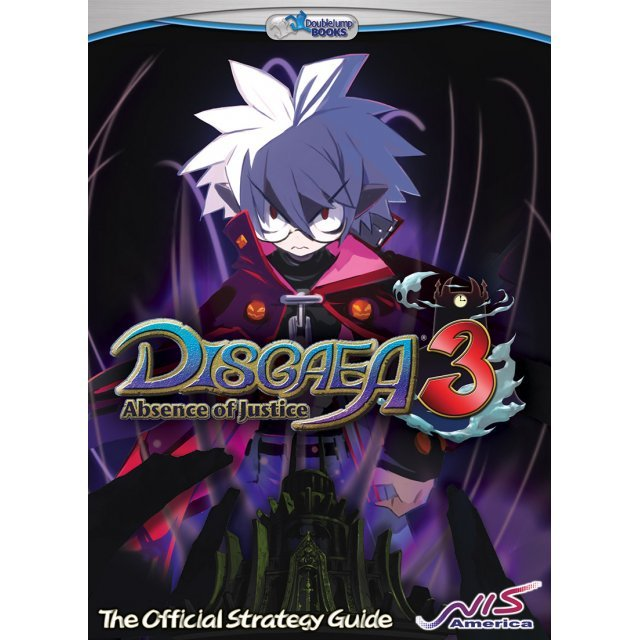 Disgaea 3: Absence of Justice The Official Strategy Guide