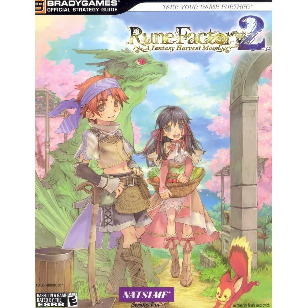 Rune Factory 2 Official Strategy Guide
