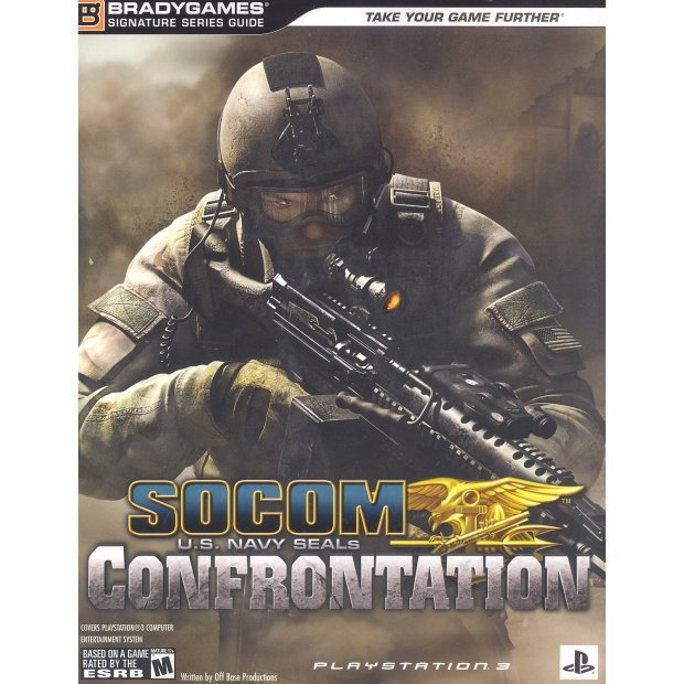 SOCOM U.S. Navy SEALs: Confrontation Signature Series Guide