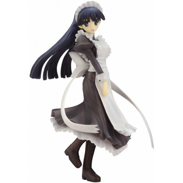 Another Days To Heart 2 1/8 Scale Pre-Painted PVC Figure: Kusakabe Yuki (Maid Version)
