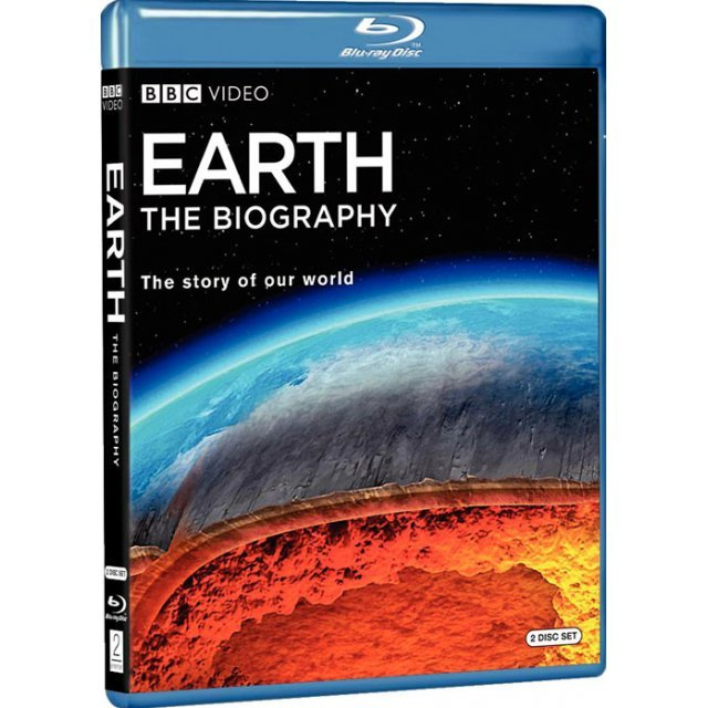 Earth: The Biography