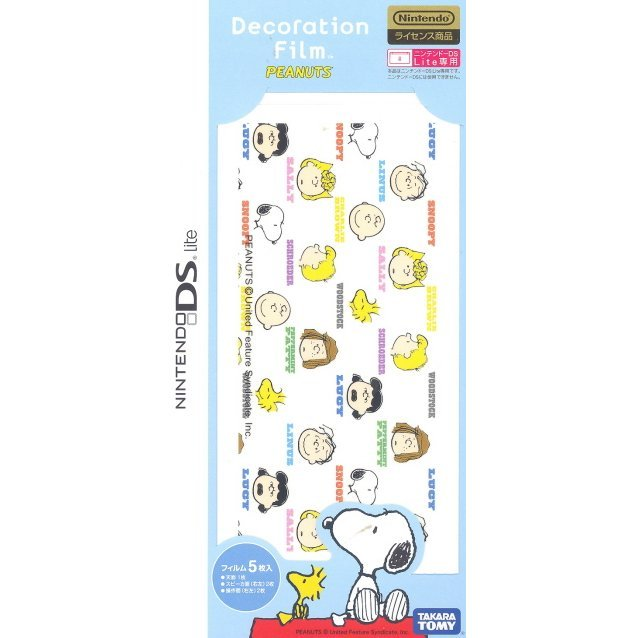 Decoration Film Peanuts (Monogram)