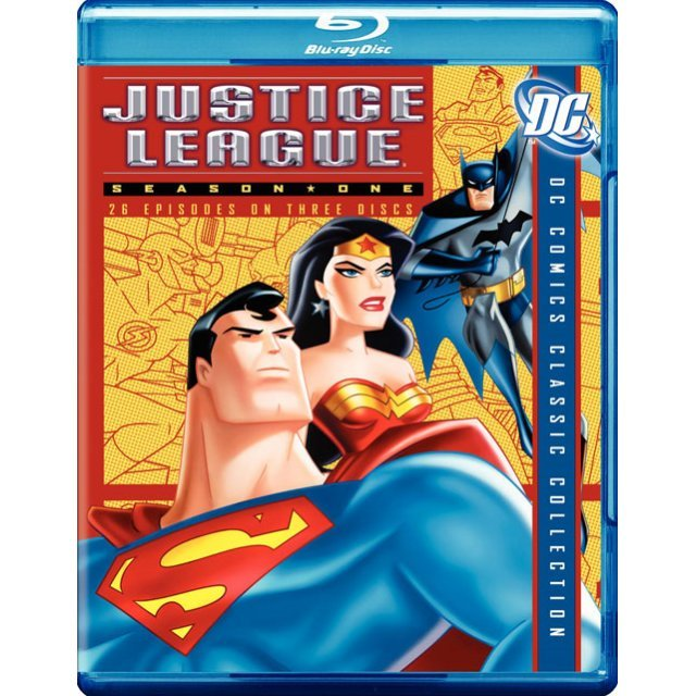Justice League of America: Season One