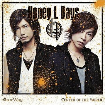 Go Way / Center of the World [CD+DVD]