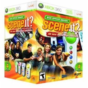 Scene It? Box Office Smash (Controller Bundle)